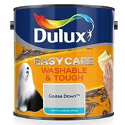 Dulux  Dulux Easycare Washable & Tough Matt Goose Down Grey Paint (2.5 Litre)