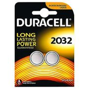 Duracell DL2032B2 Duracell DL2032/CR2032 Electronics Battery - Pack of 2