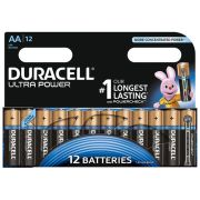 Duracell MX1500B8ULTRA Duracell Ultra Power AA Batteries Pack of 8