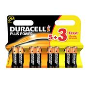 Duracell S6773 5 + 3 AA Battery Pack