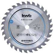 Einhell  Einhell KWB Carbide-tipped Table Saw Blade 200 x 16 30T
