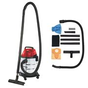 Einhell 2342167 20 Ltr S Steel Wet/Dry Vacuum TC-VC 1820 S