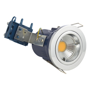 Electralite ELA-27465-CHR Electralite Fire Rated Downlight Chrome - Fixed