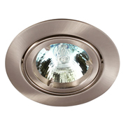 EMCO FIRE017GUCH Fire Rated Front Locking Downlight for GU10s - Chrome
