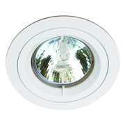 EMCO FIRE017GUW EMCO Fire Rated Front Locking Downlight for GU10s - White