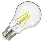 Energizer S12850 LED 4.3W E27 GLS Filament 470Lm 2700K Light Bulb
