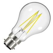 Energizer S12851 LED 7.2W B22 GLS Filament 806Lm 2700K Light Bulb