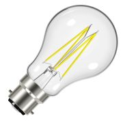 Energizer S12864 LED 6.2W B22 GLS Filament 806Lm 2700W Light Bulb