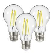 Energizer  Energizer LED 6.2W E27 GLS Filament 806Lm 2700W Light Bulb - Pack of 3