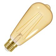 Energizer S9433 Energizer LED 4W E27 ST64 Filament Gold 470Lm 2200K Light Bulb