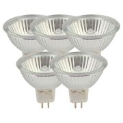 Eveready  Eveready Eco Mr16 Dichroic 40W(50W) Light Bulb - Pack of 5
