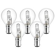 Eveready  Eco Golf 30W(40W) B15 Light Bulb - Pack of 5
