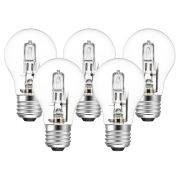 Eveready  Eco GLS (A-Shape) 77W(100W) E27 Light Bulb - Pack of 5