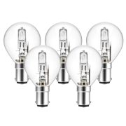 Eveready  Eco Golf 20W(25W) B15 Light Bulb - Pack of 5
