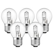Eveready  Eco Golf 20W(25W) E27 Light Bulb - Pack of 5