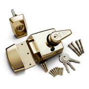 ERA 1930-31 ERA BS High Security Nightlatch 60mm - Brass Body