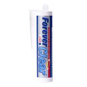 Everbuild FOREVERTR Everbuild Forever Clear Bathroom & Kitchen Sealant