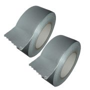 Everbuild Everbuild Stick 2 All Purpose Tape (Silver) - Pack of 2