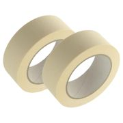 Everbuild  Masking Tape, 25mm width - Pack of 2