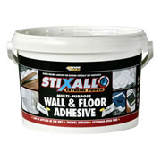 Everbuild STIXWFWE4 Everbuild Stixall Multi-Purpose Wall & Fllor 4Kg