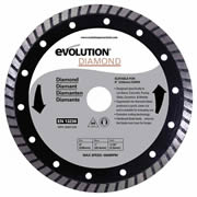 Evolution 230DIA Evolution 230mm Diamond Blade