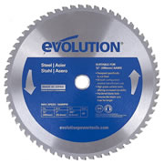 Evolution 60TBLADE12 Evolution Mild Steel 305mm Blade