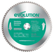 Evolution 80TBLADE14 Evolution Aluminium 355mm Blade