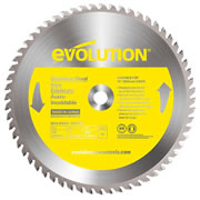 Evolution 90TBLADE Evolution Stainless Steel 355mm Blade
