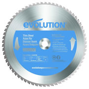 Evolution EVOBLADE355TS Evolution Thin Steel 355mm Blade