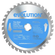 Evolution EVOBLADETS Evolution Thin-Steel Saw Blade 180mm x 20mm 68T