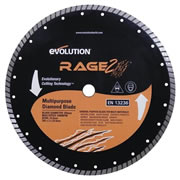 Evolution EVODIA355 Evolution 355mm Diamond Blade