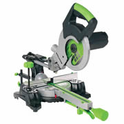 Evolution FURY-3S Evolution 210mm Multipurpose Sliding Mitre Saw