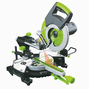 Evolution FURY3-XL Evolution 210mm Multipurpose Sliding Mitre Saw