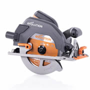 Evolution R185CCS Evolution R185CCS 185mm Multi Material Circular Saw
