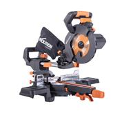 Evolution R185SMPLUS Evolution R185SMPLUS 185mm Multi-Material Sliding Mitre Saw
