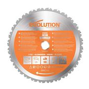 Evolution R185TCT20MS Evolution Multi-Material 185mm x 20mm 20T