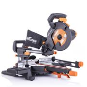 Evolution MS300PLUS Evolution MS300PLUS R210SMS-300+ 210mm Multi-Material Sliding Mitre Saw