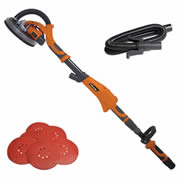 Evolution R225DWS Evolution Telescopic 225mm Drywall Sander