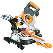 Evolution RAGE3-S300 210mm Multipurpose Sliding Mitre Saw