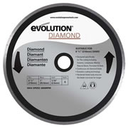 Evolution EVOTILE210 Evolution 210mm Diamond Blade