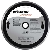 Evolution EVOTILE255 Evolution 255mm Diamond Blade
