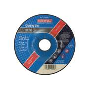 "Faithfull 1156MDG Faithfull 115mm (4.5"") Metal Grinding Discs"