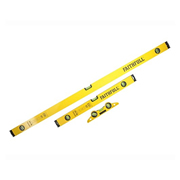Faithfull SLBTRIPLE Spirit Level Triple Pack 120cm/60cm/25cm