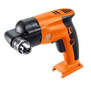 Fein AWBP 10 Select 18v Angled Rotary Drill - Body with Case