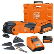 Fein AFMT 12 SL 12v Cordless Multi Talent Start Kit