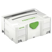 Festool 497564 Festool Systainer 2T-Loc (396 x 296 x 157.5mm)