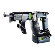 Festool DWC 18-4500 Li 5,2-Plus Festool AirStream Duradrive 18v Li-ion Autofeed Screwdriver