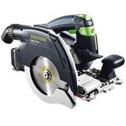 Festool 575676 HKC 55 18v 160mm Circular Saw with 2 x 5.2Ah Batteries, Charger and Case