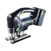 Festool 575680 PSBC 420 18v Jigsaw with 1 x 5.2Ah Battery, Charger and Case