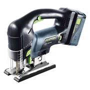 Festool 575742 PSBC 420 18v Jigsaw with 1 x 5.2Ah Battery, Charger and Case
